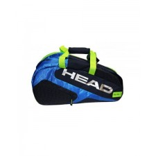 PALETERO HEAD ELITE PADEL SUPERCOMBI AZUL VERDE